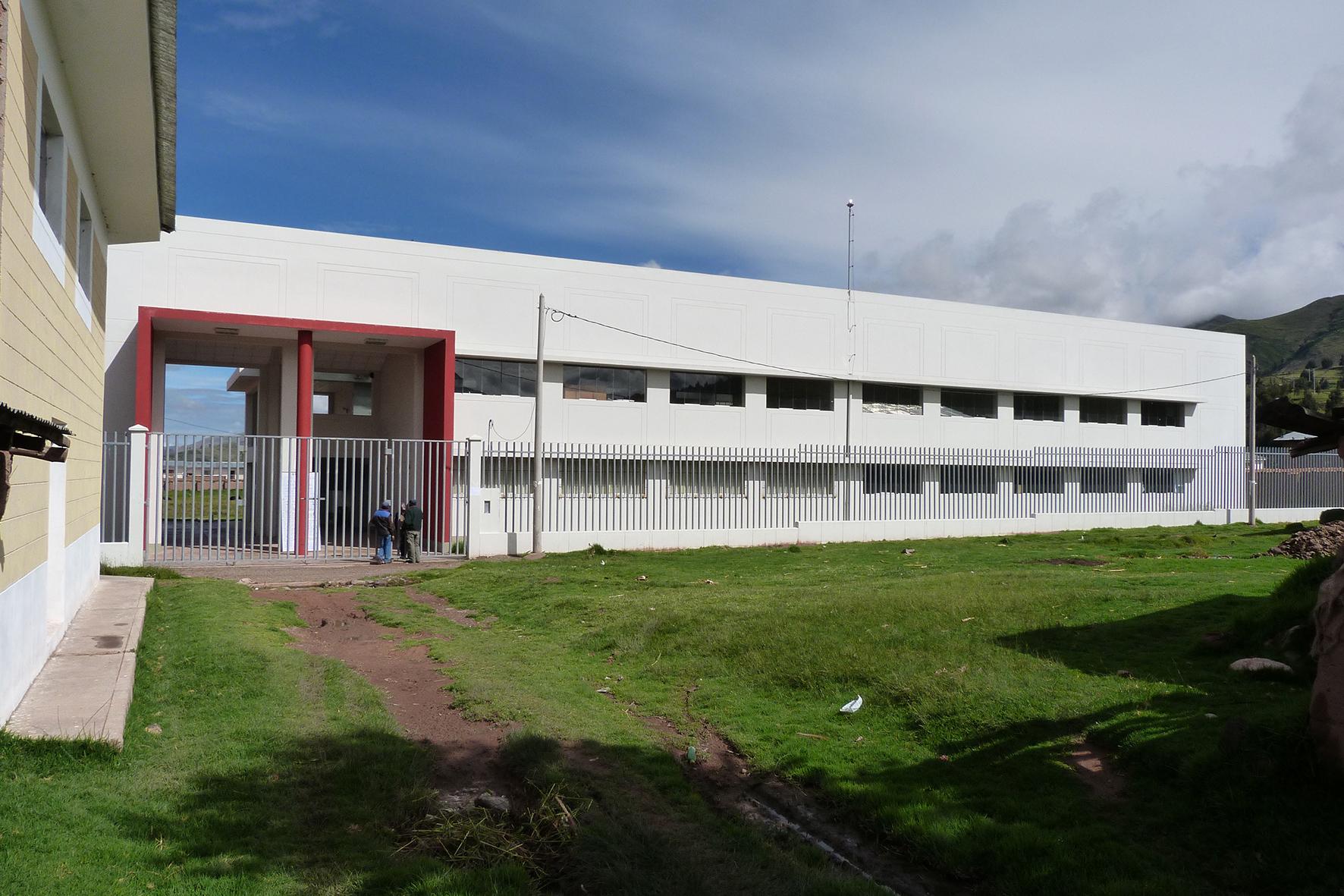 2012-2014, COLEGIO TÚPAC AMARU
